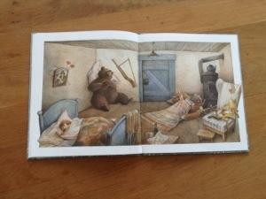 bilderbuch: es klopft bei wanja in der nacht   kreativ mit kind