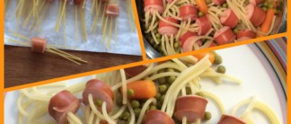 Langstrumpf-spagetti