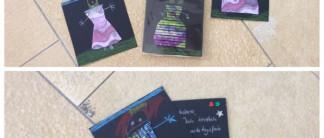 Einladungskarten für Prinzessinnen