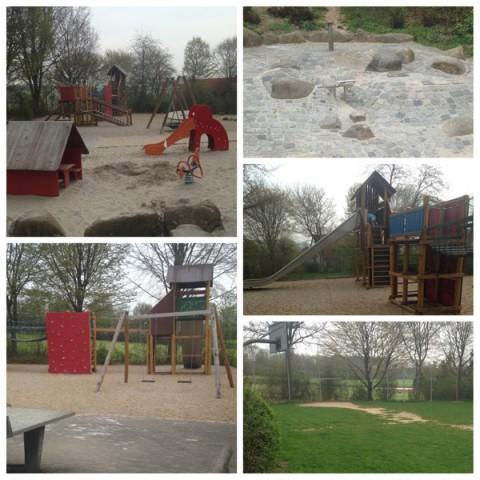 Ausflug-Spielplatz